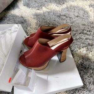 Chloe_ platform sandal resell